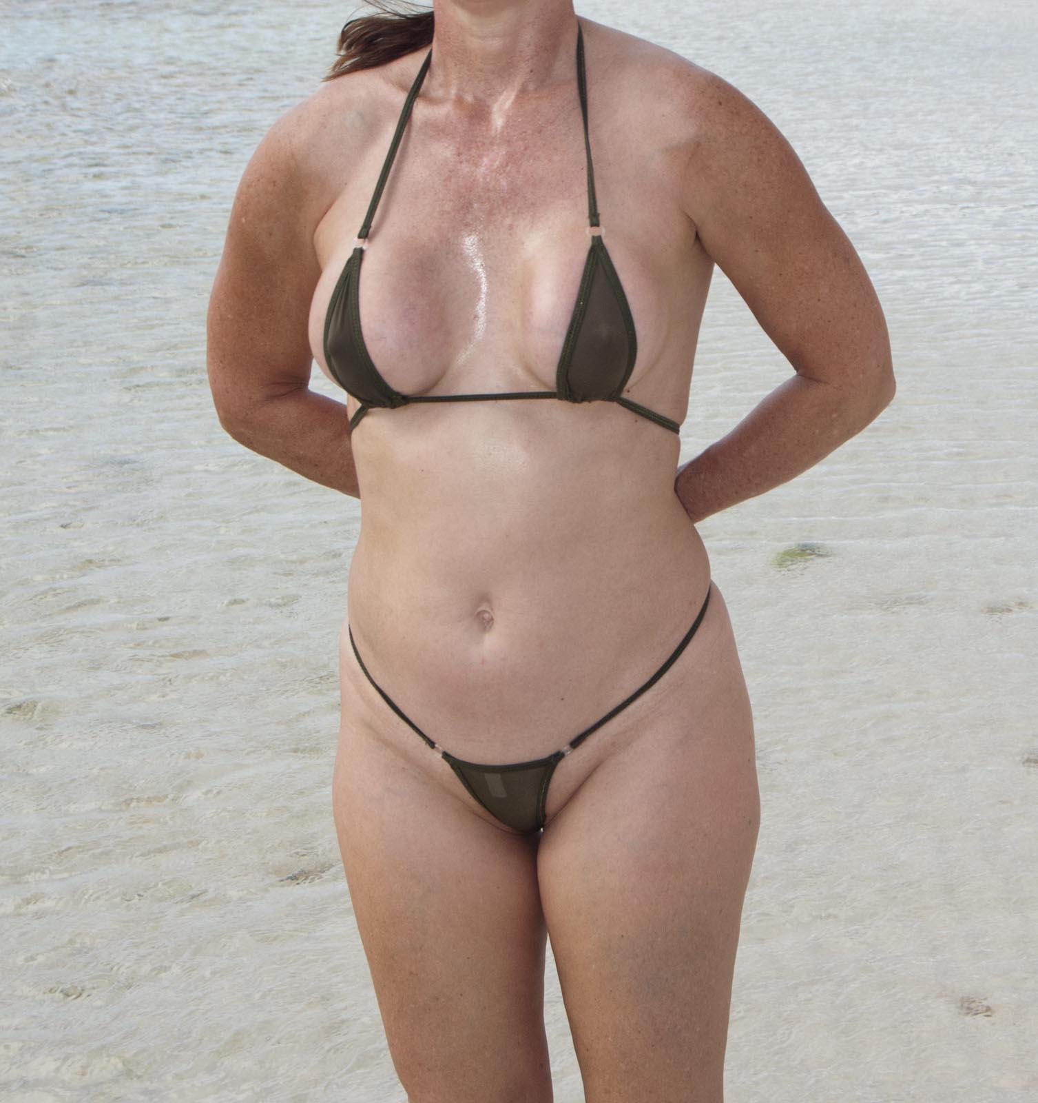 Pity, that New string bikini